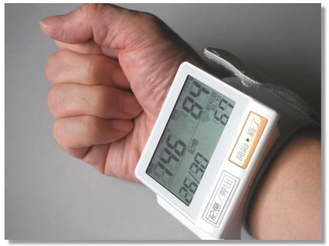 高血圧をさげる効果