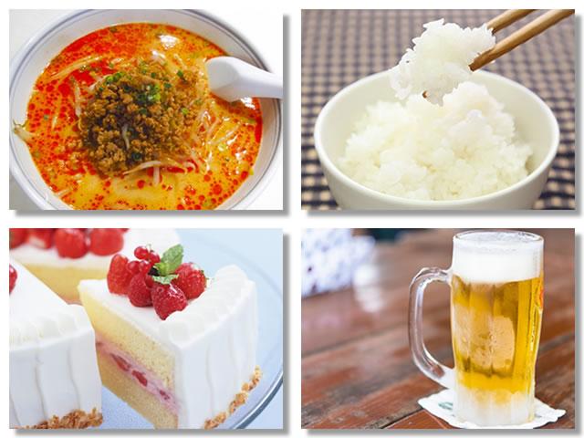 口内炎の時に食べないほうがいい食べ物と飲み物