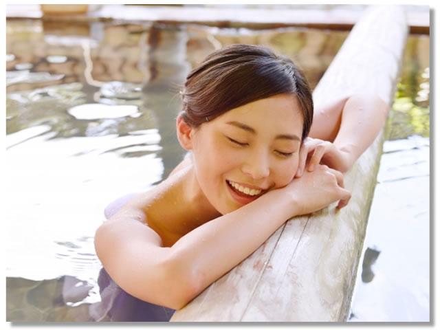 寝つきを良くするお風呂