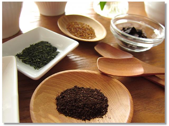 浄活茶(じょうかつちゃ)原材料は和漢