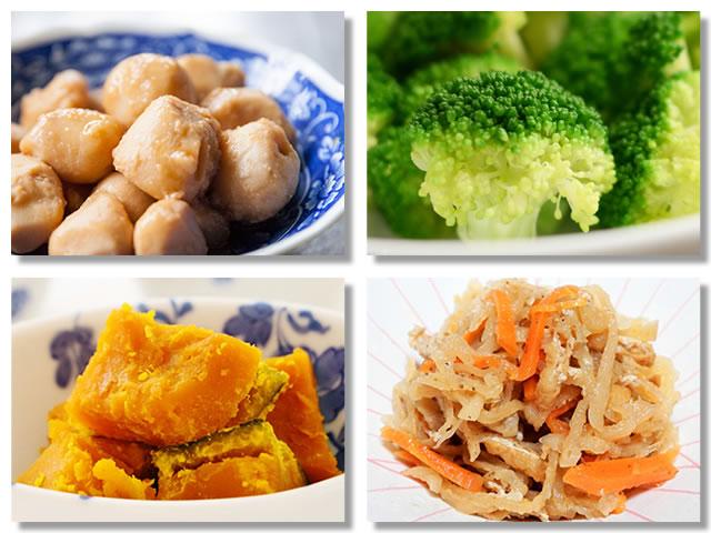 水溶性食物繊維の多い野菜