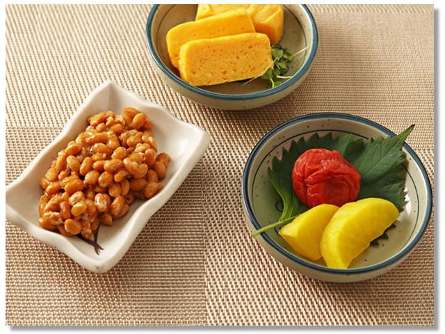 納豆と梅干しの食べ合わせ