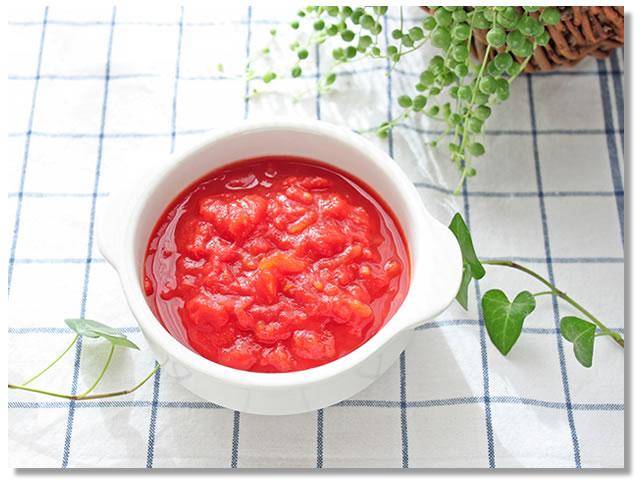 トマトの水煮缶詰