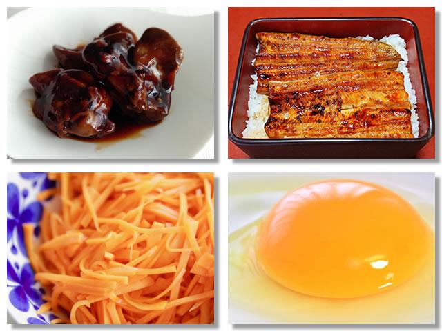 ビタミンAの多い食べ物