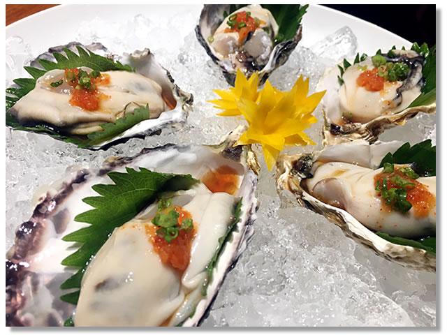 牡蠣(生ガキ)
