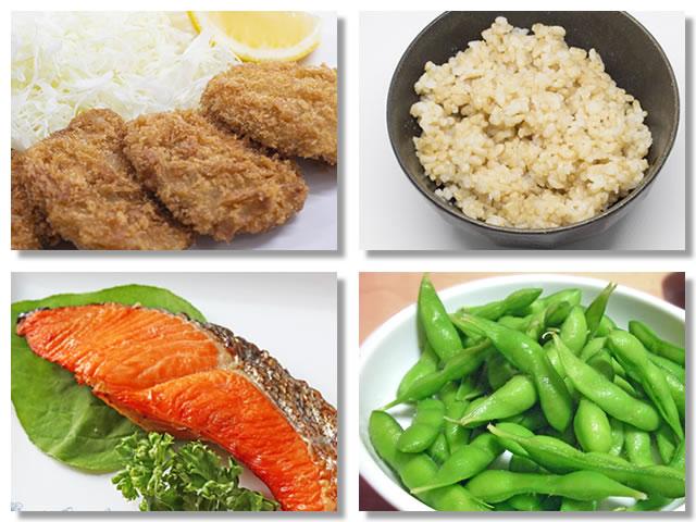 ビタミンB1の多い食べ物