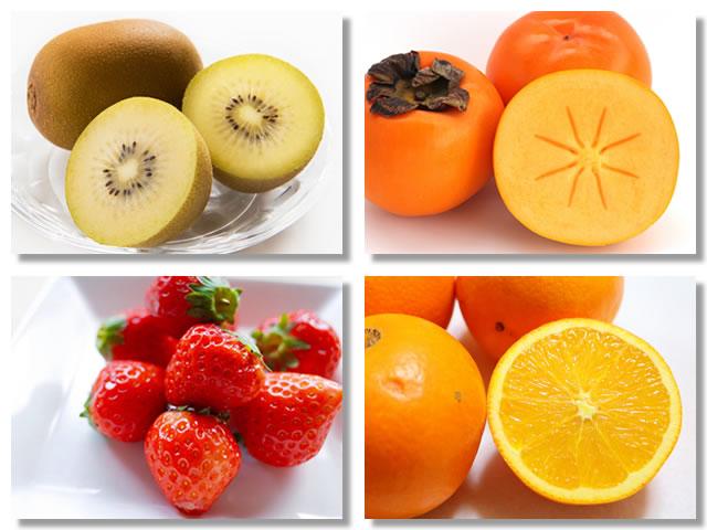 ビタミンCの多い果物ランキング